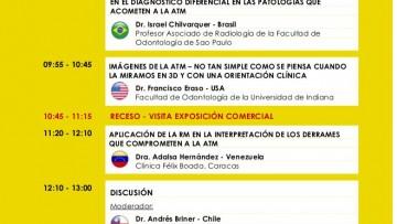Nuestra Facultad estará representada en el IX Congreso Latinoamericano de Radiología