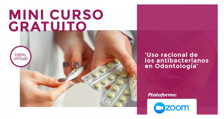 """Se acerca un nuevo """"Mini Curso"""" sobre Farmacoterapéutica"""