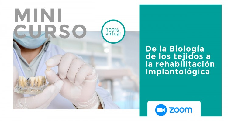 ¡Un nuevo Mini Curso sobre Implantología Oral, se acerca a la FO!