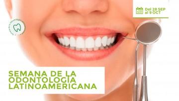 ¡Semana de la Odontología Latinoamericana en la FO!