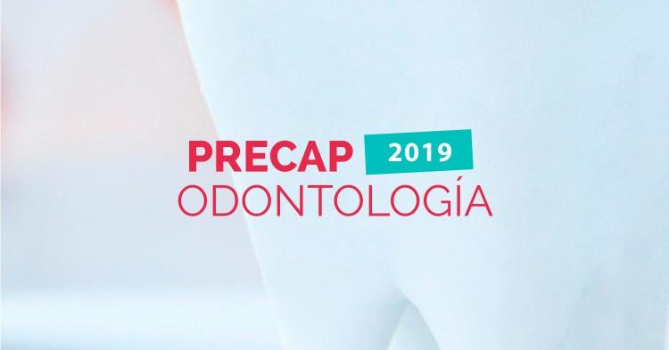 Comienzan las capacitaciones del PRECAP Odontología 2019