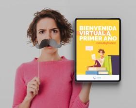 ¡Bienvenida virtual a Primer año, con disfraces!