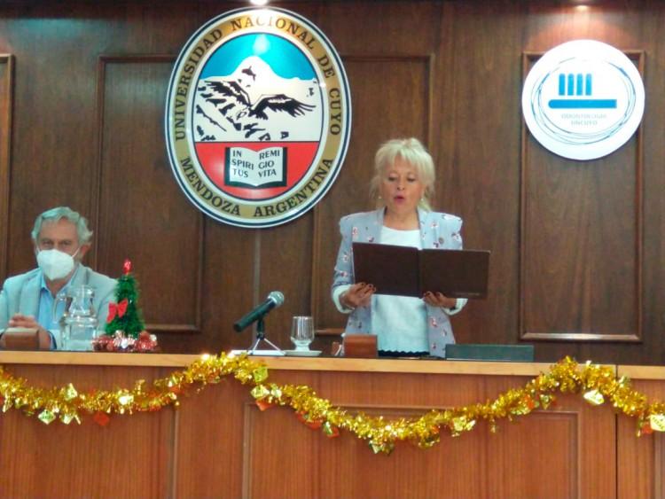 ¡Se llevó a cabo el acto de cierre de año con Juramento y homenajes!