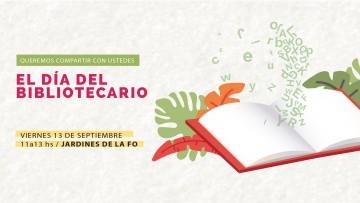 La FO, celebrará el Día del Bibliotecario
