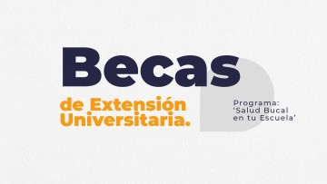 Convocatoria a Becas de Extensión Universitaria 2021