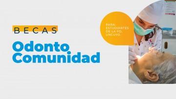 Becas Odonto Comunidad: para formación profesional en instituciones y organismos públicos