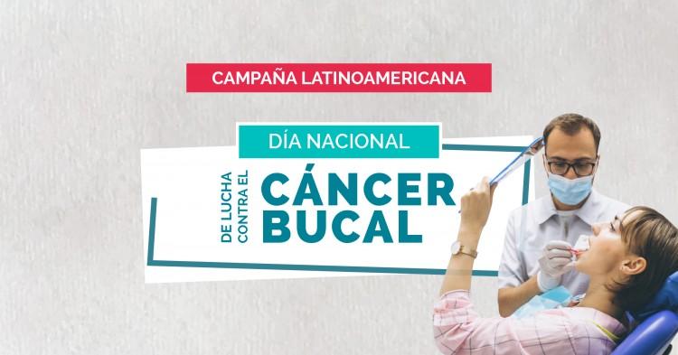 Se acerca el Día Nacional de lucha contra el Cáncer Bucal