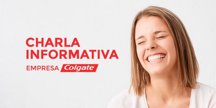 ¡Nueva charla gratuita de la Empresa Colgate!