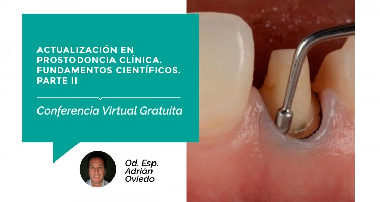 """Se acerca la segunda parte de """"Prostodoncia Clínica con Fundamentos Científicos"""""""