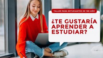 Estudiantes de la FO, podrán realizar el Taller: ¿Te gustaría aprender a estudiar?