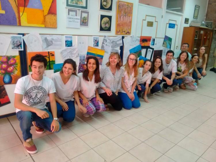 """Alumnos de la FO, realizaron el Curso """"El Arte de la Sonrisa"""""""