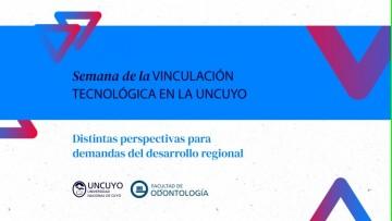 La Facultad de Odontología participó en la Semana de la Vinculación