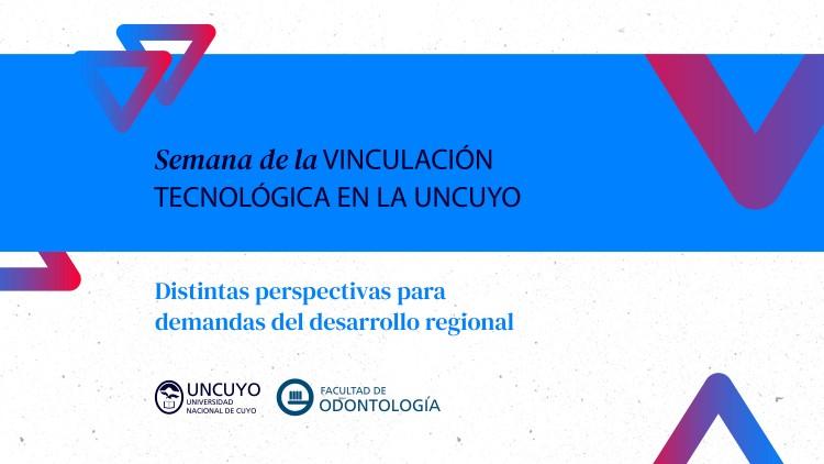 La Facultad de Odontología participará en la Semana de la Vinculación