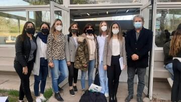 La nueva cohorte de la carrera de Ortodoncia comienza sus actividades clínicas