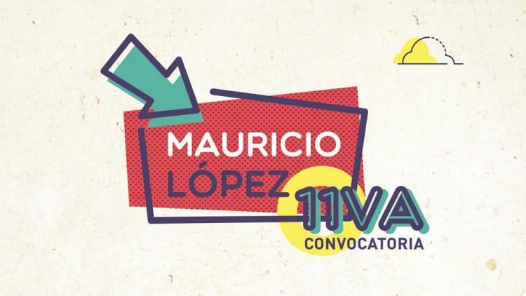 Comienza la 11va. convocatoria de los Proyectos Mauricio López