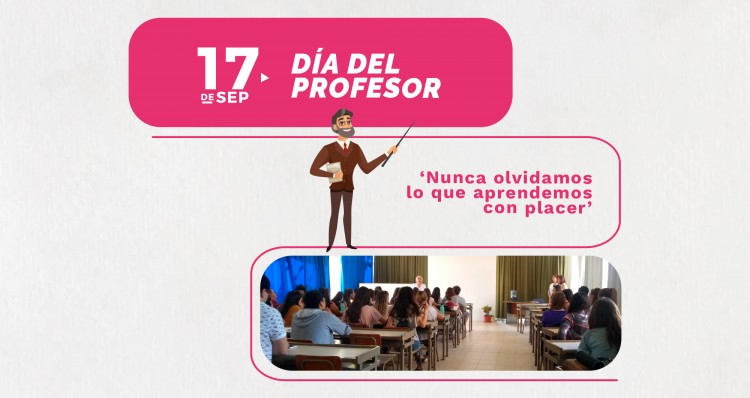 17 de septiembre: Día del Profesor