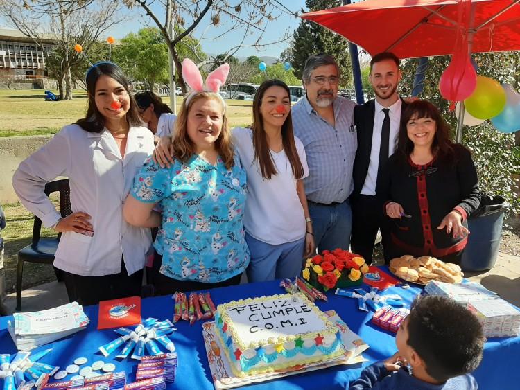 El Centro Odontológico Materno Infantil, celebró sus 4 años de servicio
