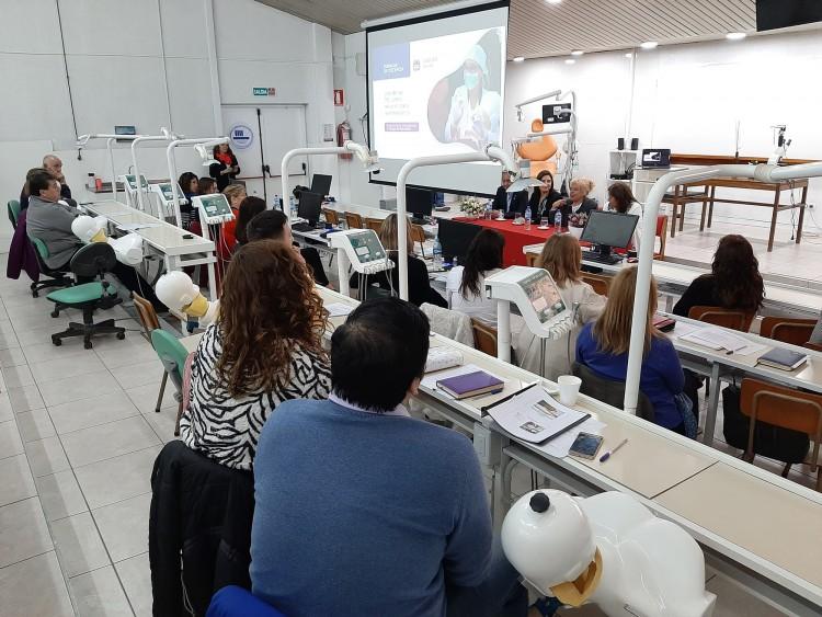 Las tecnologías de la información y comunicación TIC, se exhibieron en la FO