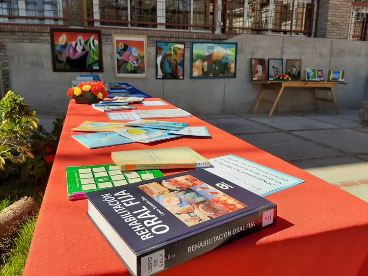 La Facultad de Odontología festejó el día del bibliotecario