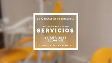 ¡La FO, inaugura sus nuevos servicios!