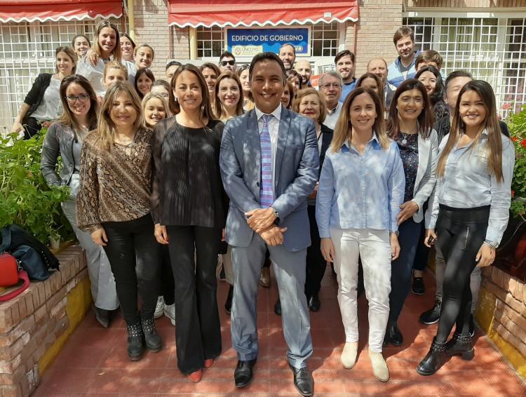Con el experto Romero Triana, se realizó la Jornada internacional de Ortodoncia
