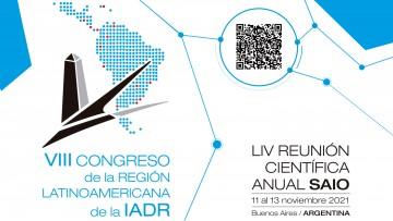Se acerca el VIII Congreso de la Región Latinoamericana de la IADR