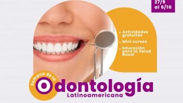 Comienza la Semana de la Odontología Latinoamericana