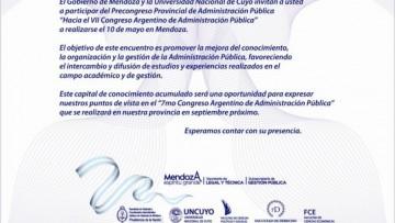 PRE CONGRESO DE ADMINISTRACION PUBLICA