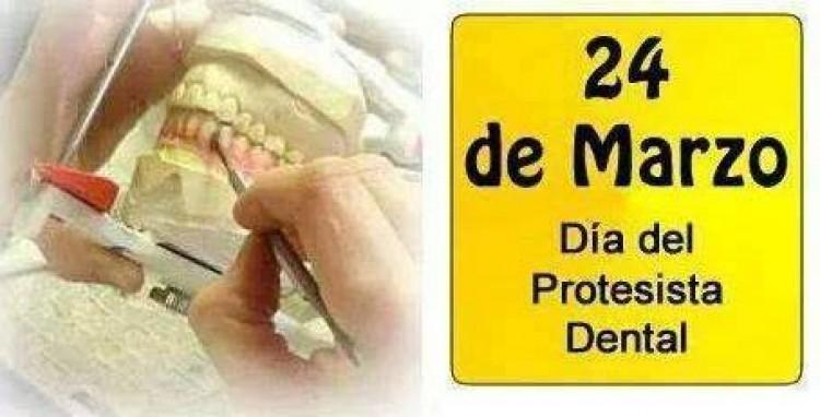Feliz día del Protesista Dental