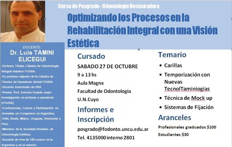 Optimizando los Procesos en la Rehabilitación Integral con una Visión Estética
