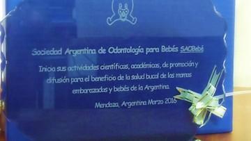 Se fundó la primera Sociedad Argentina de Odontología para Bebés