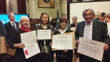Facultad de Odontología UNCUYO: reconocida en el Senado de la Nación