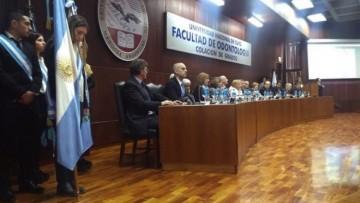 La Facultad de Odontología tendrá su acto de Colación de Grado, Pre-Grado y Posgrado