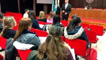 El Dr. Rodolfo David Molano Valencia dictó un curso sobre anestesia local