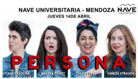 """Se presenta el show de Stand Up """"Persona"""", en la Nave Universitaria"""