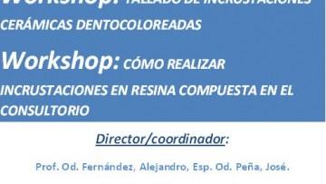 Curso TEORICO y WORKSHOP de ODONTOLOGIA RESTAURADORA