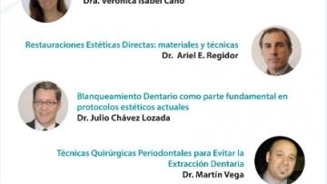 III Jornadas Odontológicas para Egresados y Alumnos