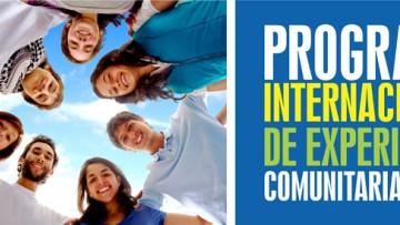 Programa Internacional de Experiencia Comunitaria
