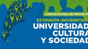 Convocatoria y Reunión informativa: Universidad, Cultura y Sociedad 2018