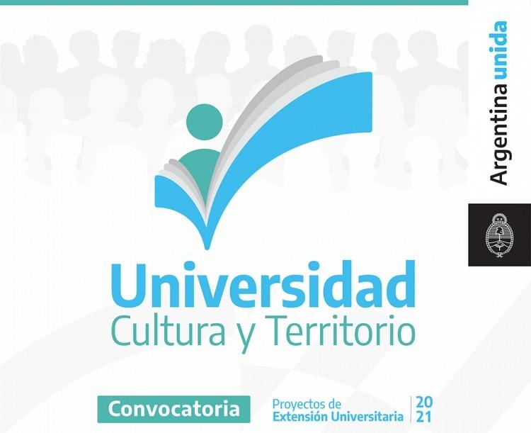 """Se extiende el plazo para la presentación de Proyectos en el marco de la convocatoria """"Universidad, Cultura y Territorio 2021"""""""