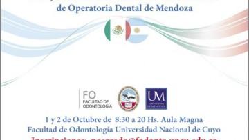 III Jornadas Interuniversitarias de Operatoria Dental de Mendoza