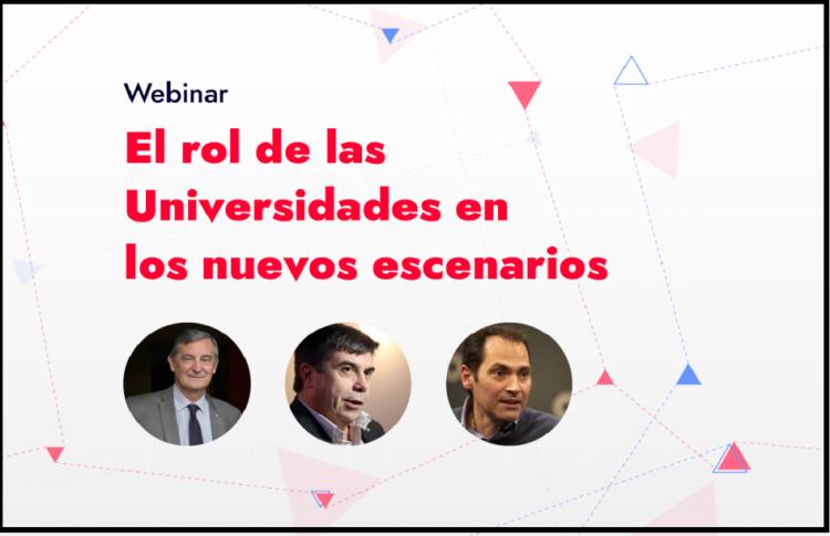 El Rector de la UNCUYO, hablará sobre el rol de las Universidades ante la Pandemia